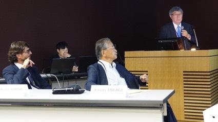 井之上会長が「世界水素技術会議(WHTC)2019」に パブリック・リレーシヨンズ専門家として参加